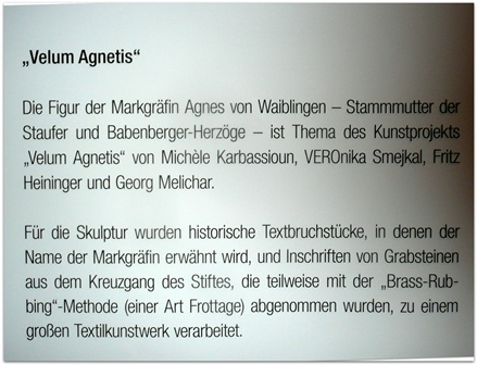 -Agnes- in der Galerie der Moderne 2016 St.Klosterneuburg