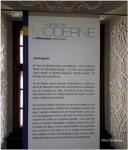 Agnes in der Galerie der Moderne