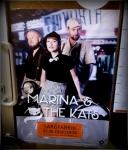 Marina +the Kats