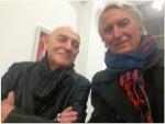 Peter Sengl in der GalerieSuppan