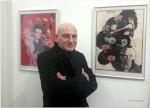 Peter Sengl in der Galerie Suppan