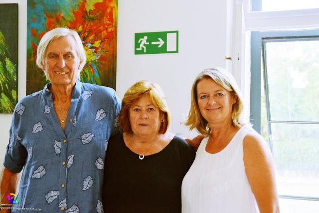F. Christa Heininger,  Claudia Scheuer,